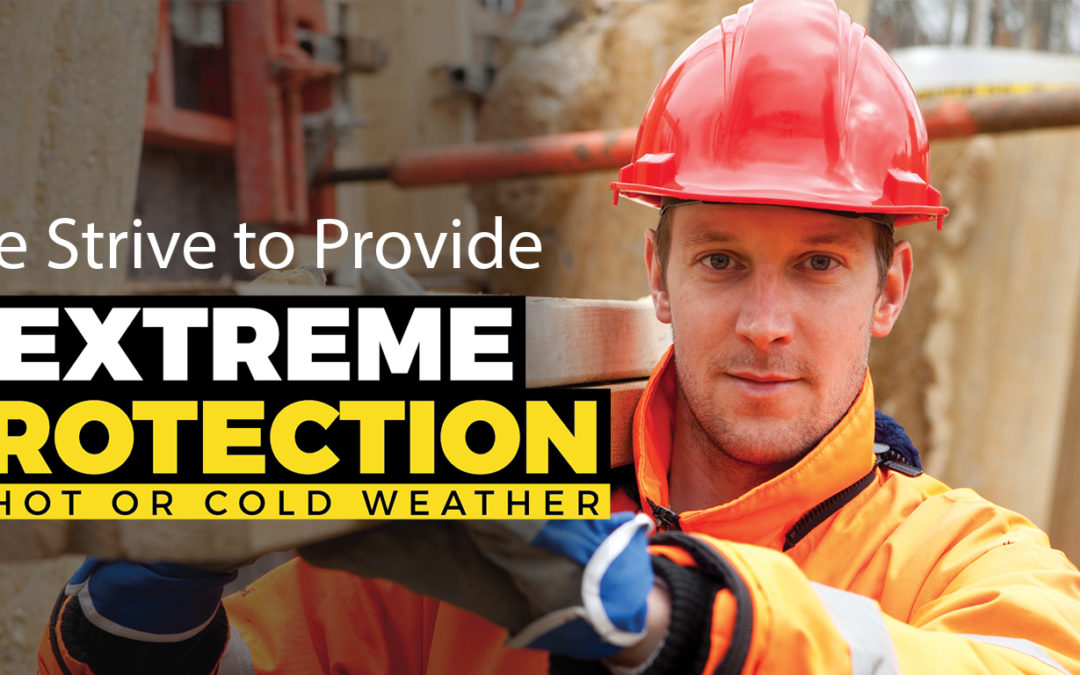 Cold weather safety | Hard Hat Insulated Liner